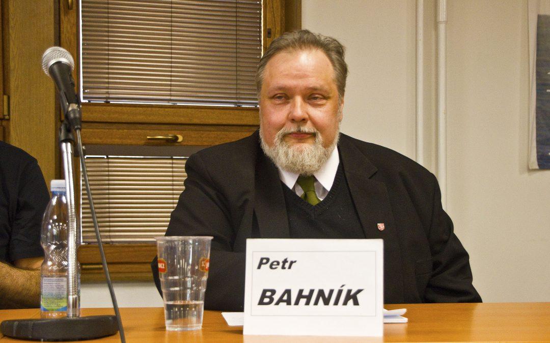 Co je to vlastně politická pravice? – Příspěvek Petra Bahníka z Hovorů na pravici XI