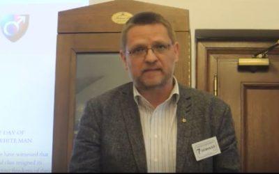 Michal Semín: Den heterosexuálního bílého muže – 11.5. 2017