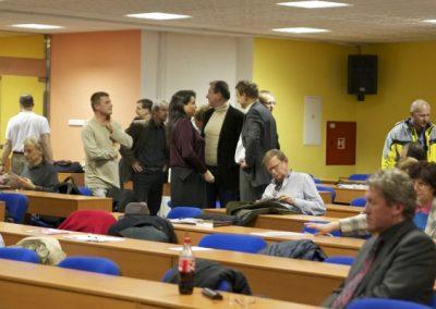 Diskuse o situaci v českém školství probíhala i o přestávce