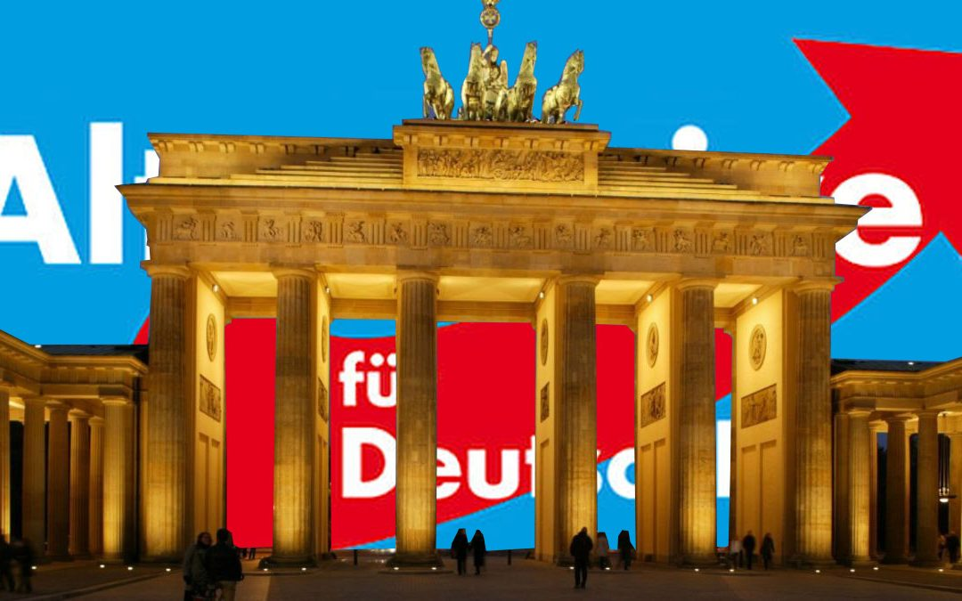 Německo nad propastí: Spadne do ní, nebo zvolí Alternativu?