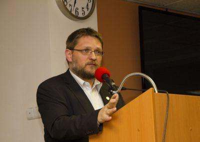 Michal Semín je přesvědčen, že pokud se euroskeptici dohodnou, nezůstane k této dohodě lhostejný ani Václav Klaus.