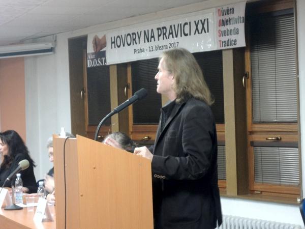 Petr Štěpánek – Naprosto neuvěřitelné vyjádření ministra vnitra