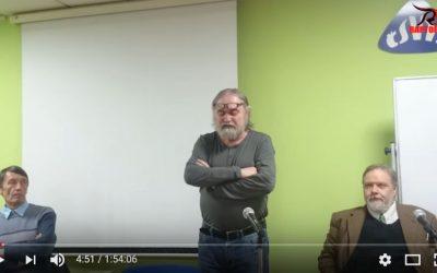 Jiří Fuchs: Bruselská totalita – přednáška Praha 6. března 2018