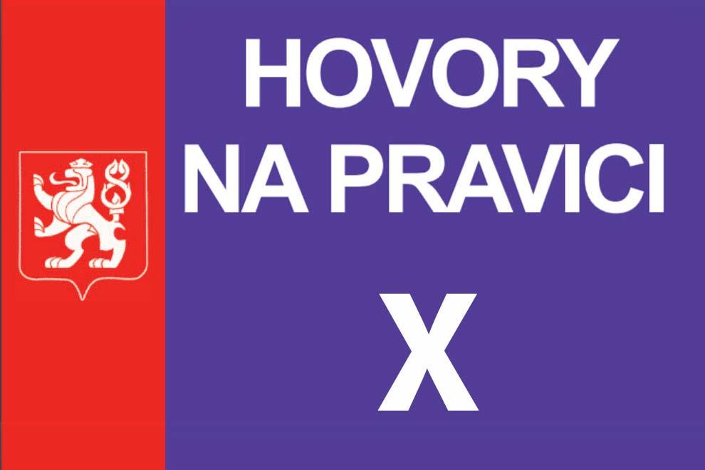 Hovory s Václavem Klausem – Praha 17. 6. 2013
