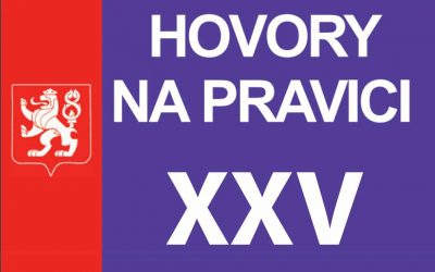 Český stát v područí globalismu. A jak z něj ven? – Praha 3. prosince 2018