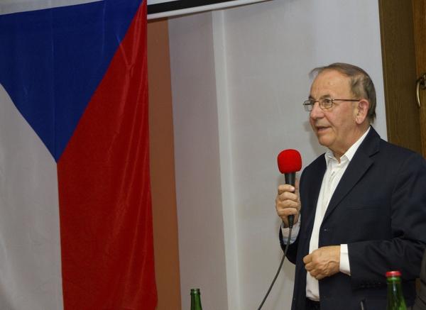 Deklarace vzájemné podpory Ladislava Jakla a Jiřího Karase