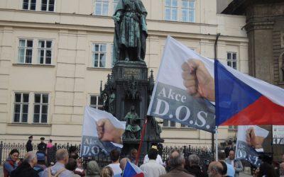 Pocta Akce D.O.S.T. Otci vlasti – Praha 14. 5. 2016