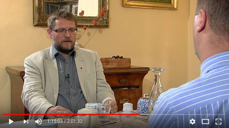 Michal Semín / Roman Joch – Nový světový řád – Debatní klub – 3.10. 2014