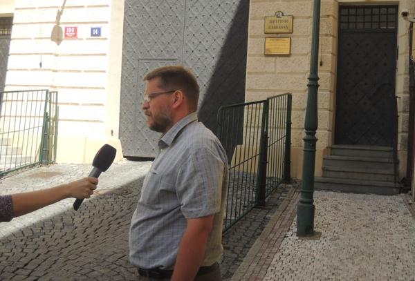 Michal Semín: Liberálně-muslimská unie razí cestu zániku asmrti