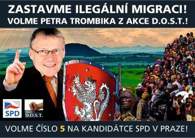 Tromik - SPD