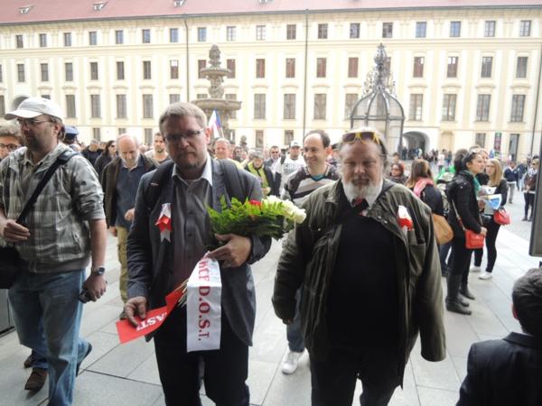 Svatojiřský pochod Akce D.O.S.T. – 2. 5. 2015