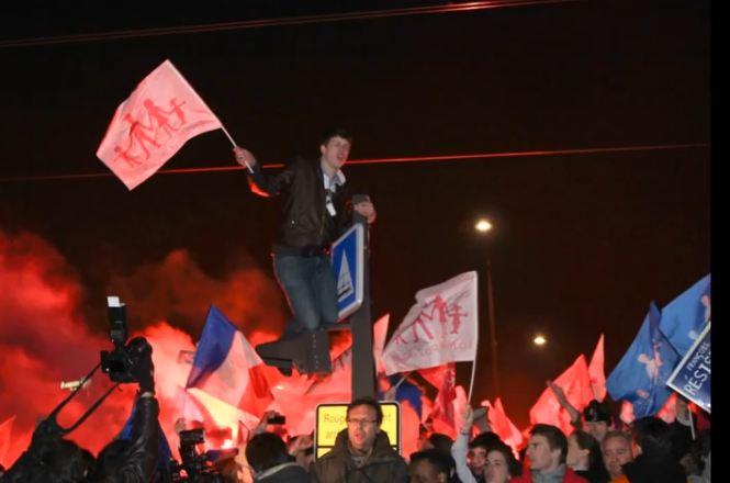 Akce D.O.S.T. znovu proti totalitním praktikám francouzské vlády!