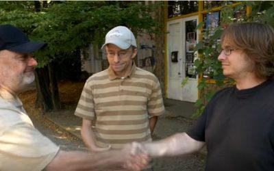 Ladislav Jakl podpořil žižkovské občany proti anarchistické Klinice