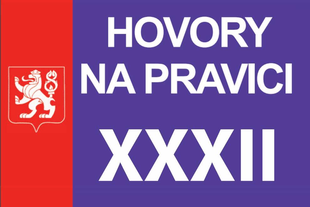 Hovory na pravici XXXII – Na prahu nové normality – Praha – 29.září 2021