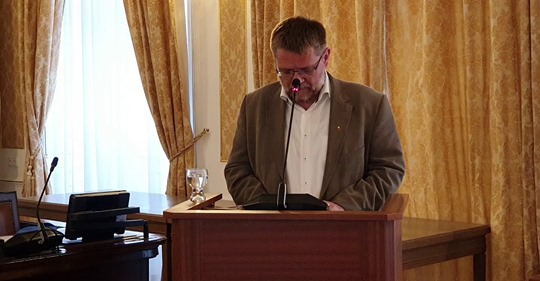Michal Semín – Křesťané pod bičem liberalismu – Praha 19.11.2019